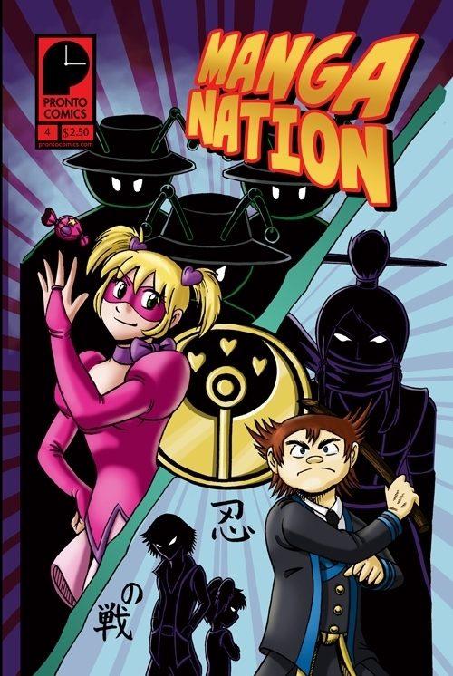 Manganation #4