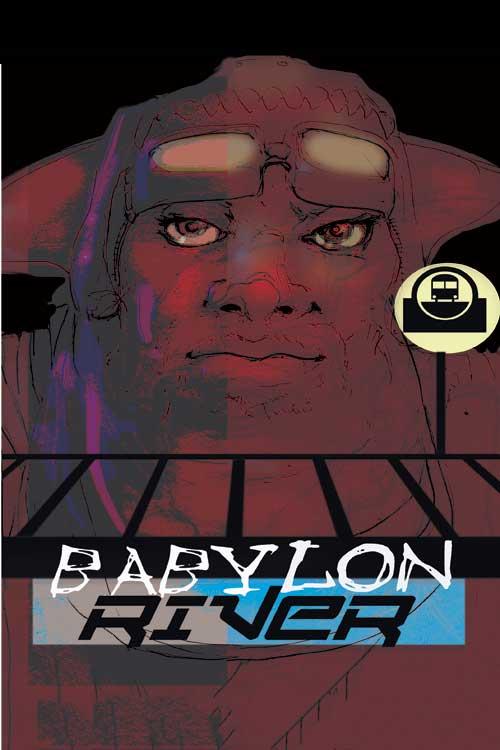 Babylon River #1