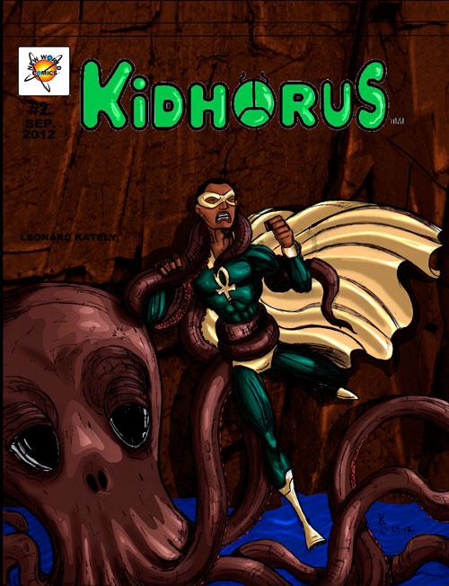 Kid Horus #2