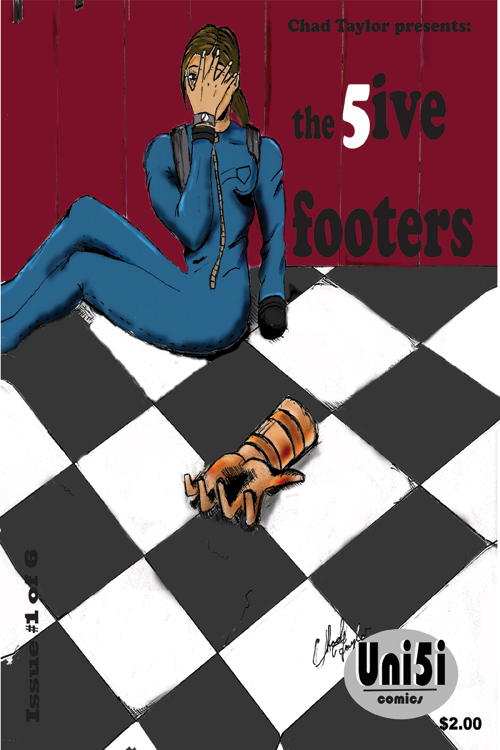The 5ive Footers #1