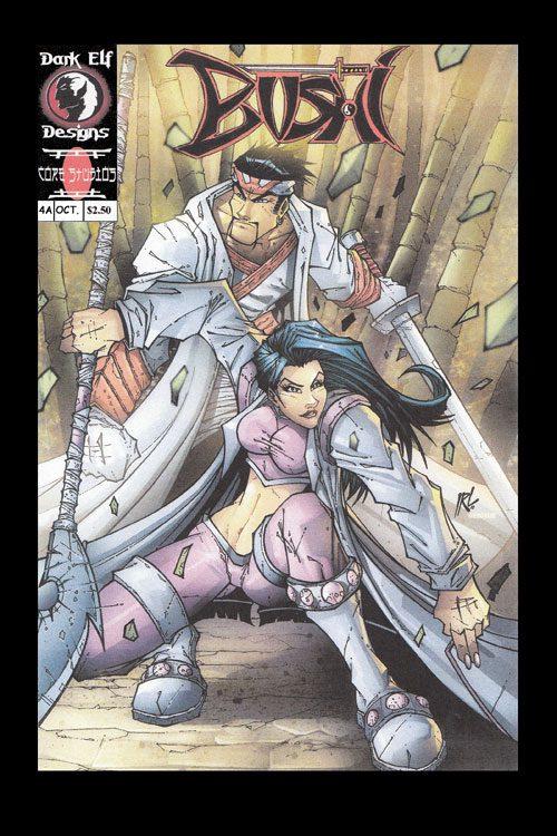 Bushi: Warrior Caste #4