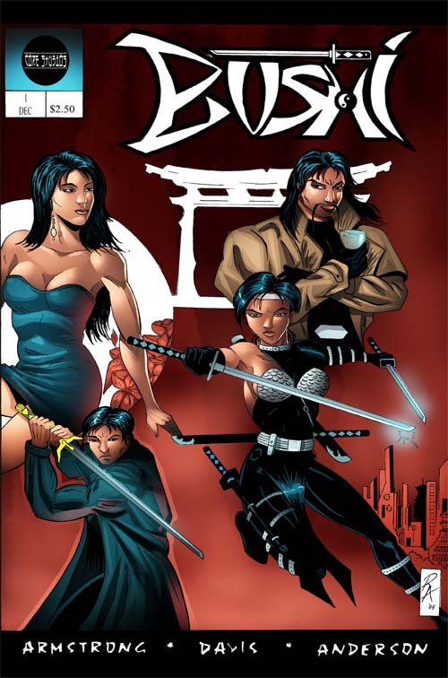Bushi: Warrior Caste #1