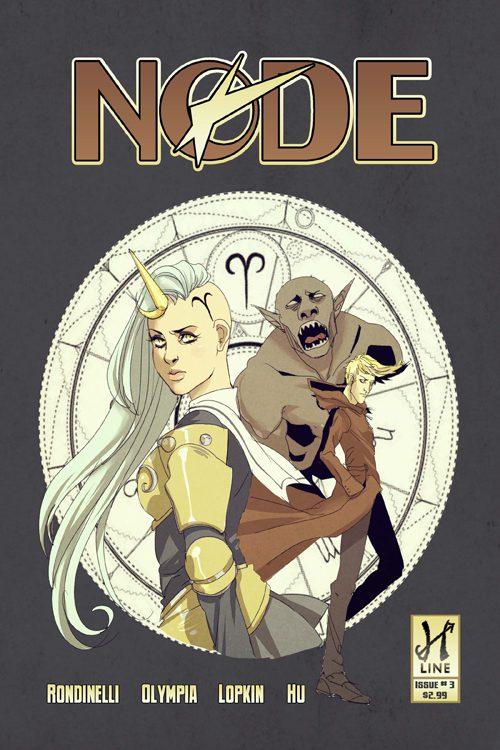 Node #3