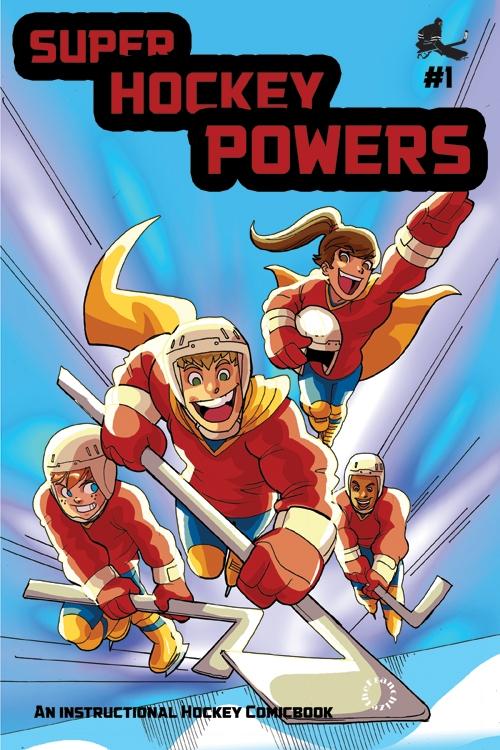 Super Hockey Powers #1