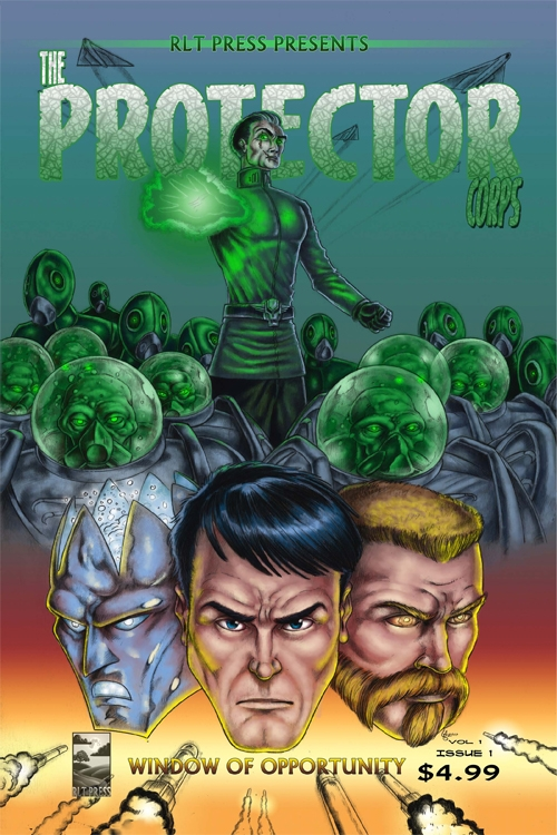 The Protector Corps #1