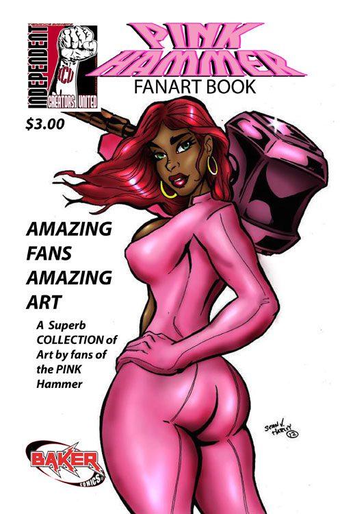 Pink Hammer Fanart #1