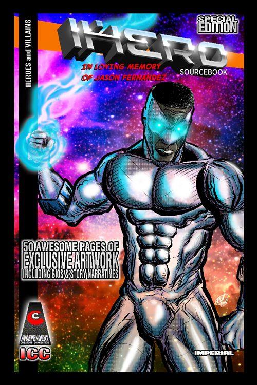 I Hero Sourcebook