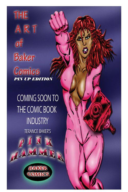 Art Of Baker Comics