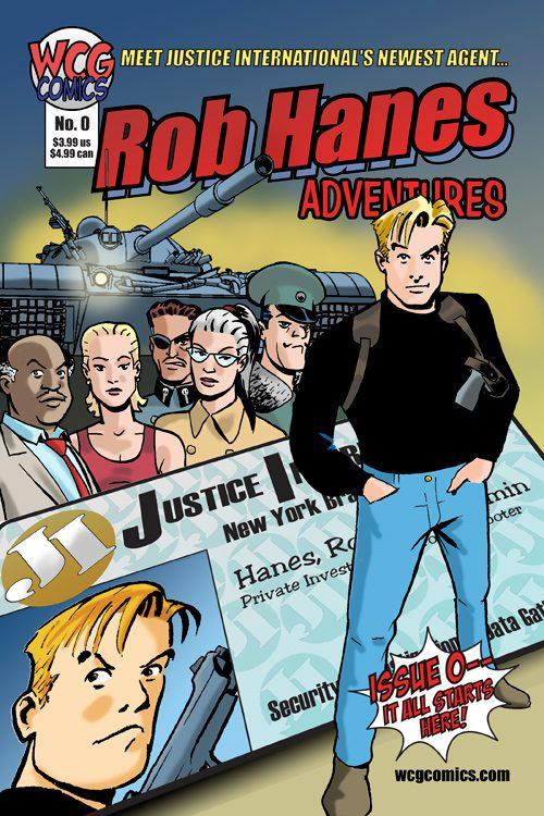 Rob Hanes Adventures #0