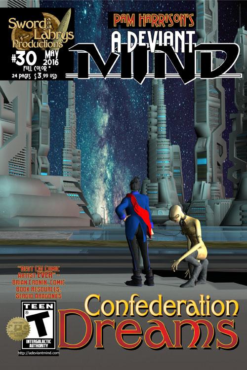 A Deviant Mind #30