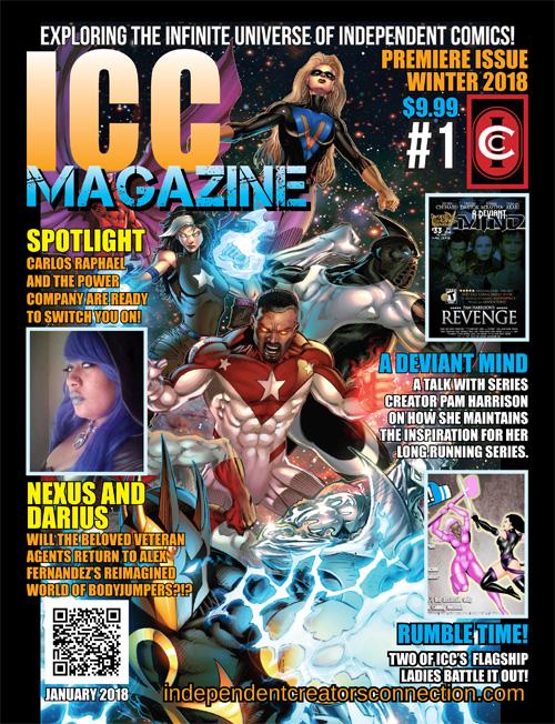 ICC Magazine #1