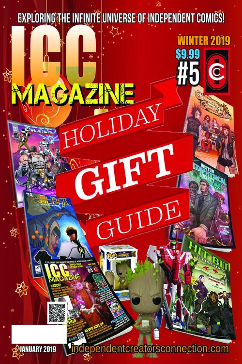 ICC Magazine #5