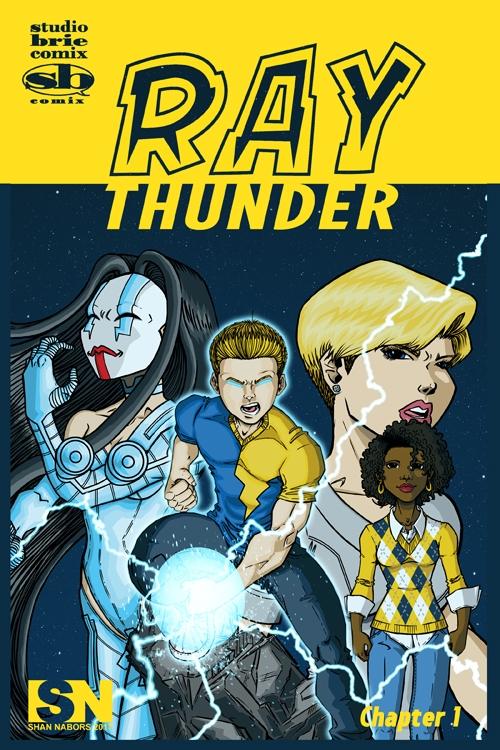 Ray Thunder #1