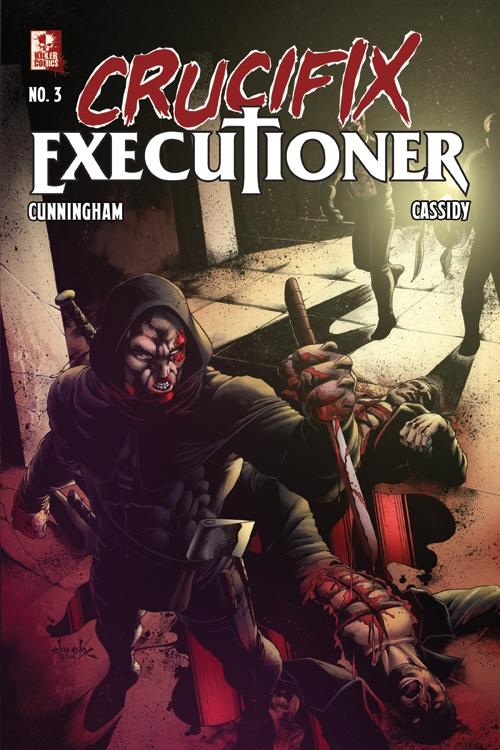 Crucifix Executioner #3