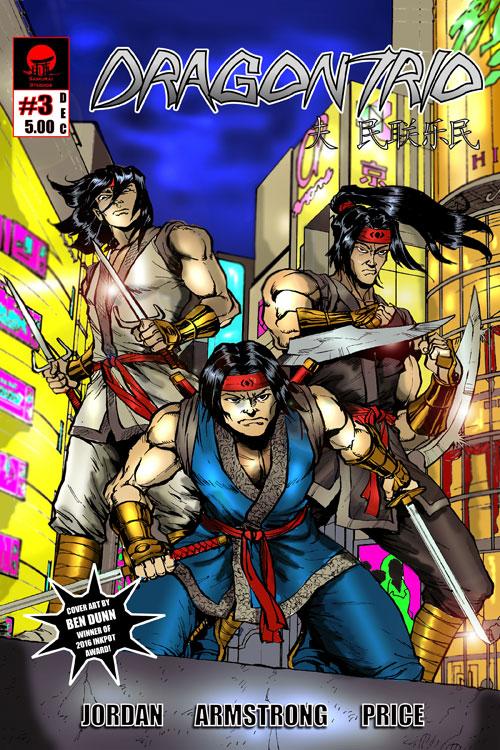 Dragon Trio #3