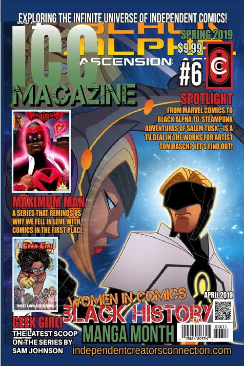 ICC Magazine #6
