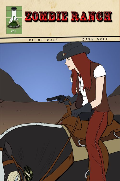 Zombie Ranch #14