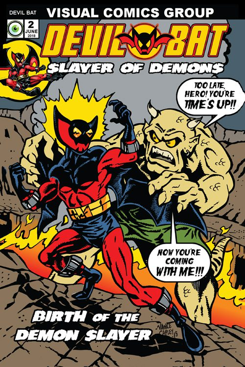 Devil Bat #2