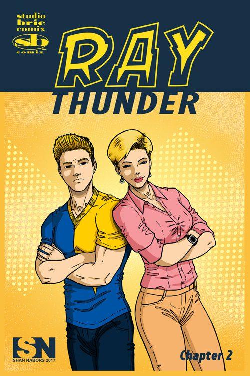 Ray Thunder #2