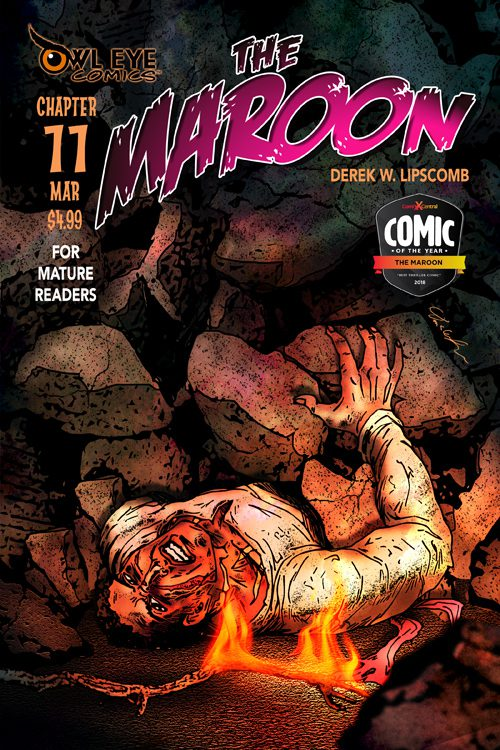 The Maroon #11