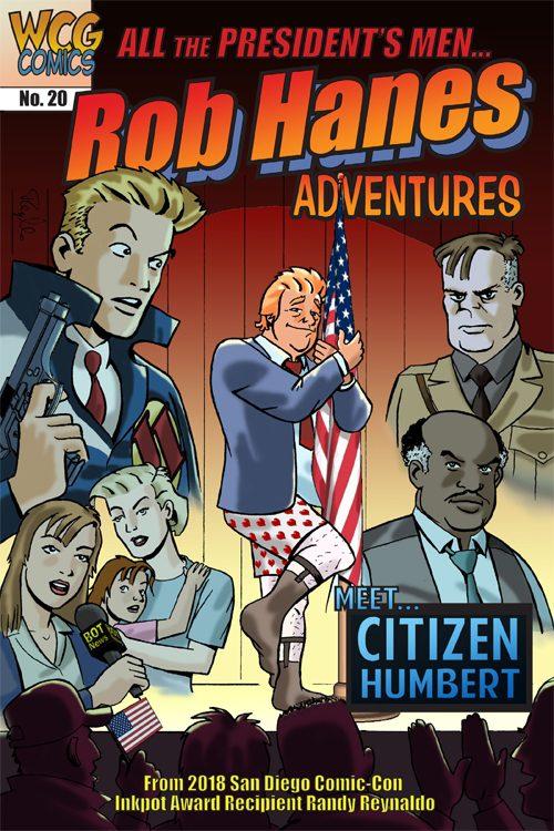 Rob Hanes Adventures #20