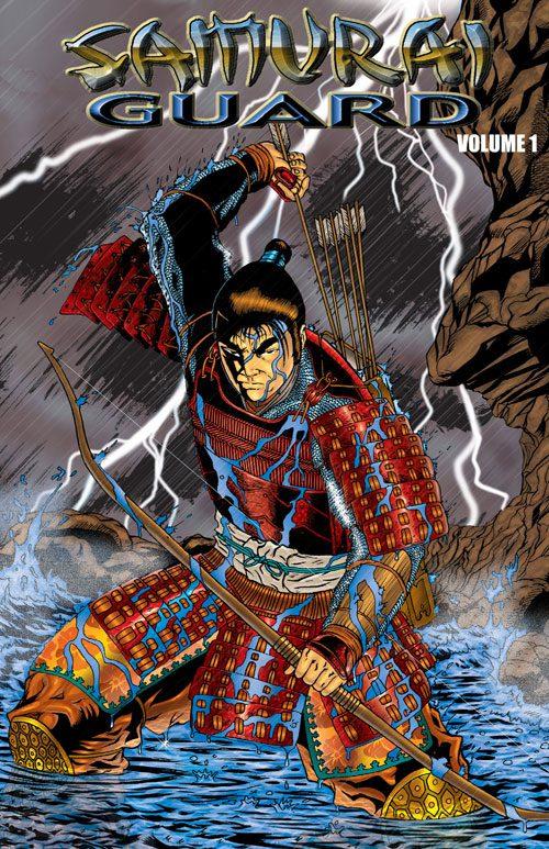 Samurai Guard Vol 1