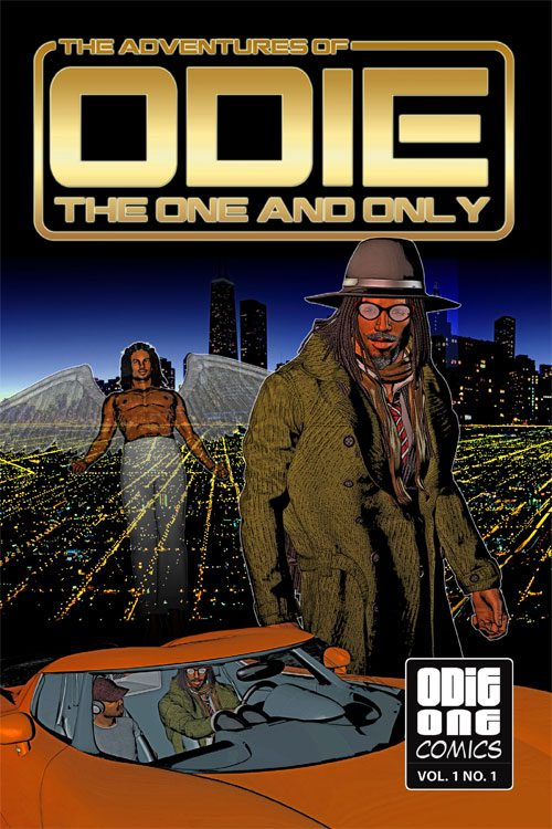 Adventures Of Odie #1