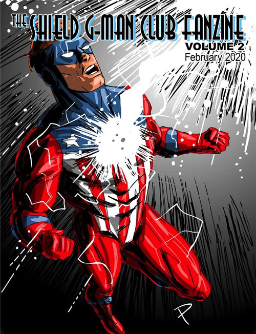 Shield G-Man Club Fanzine #2