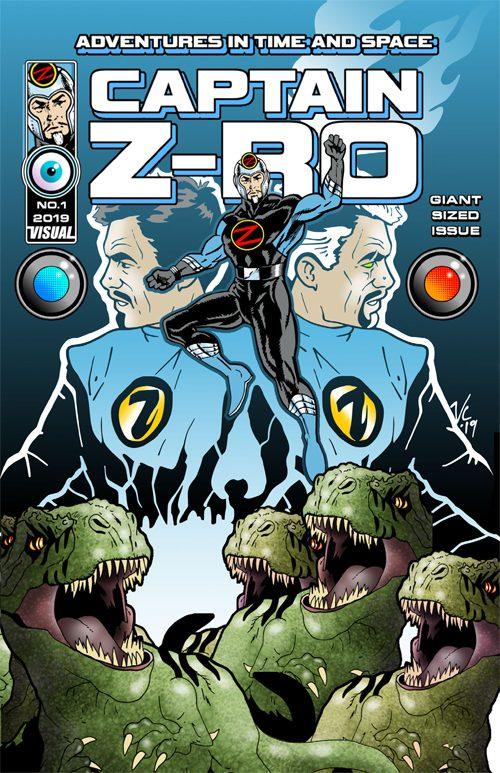 Captain Z-Ro #1