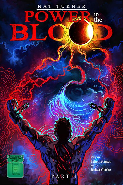 Nat Turner Power In The Blood #1
