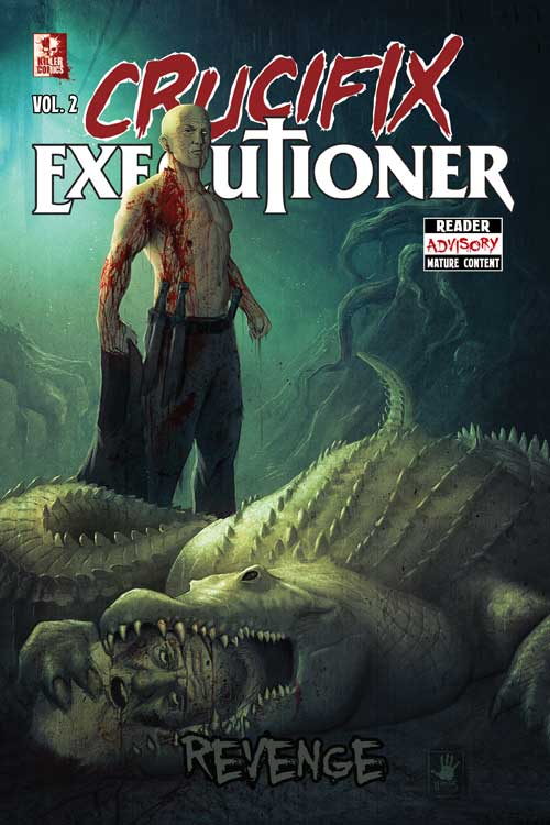 Crucifix Executioner Vol 2