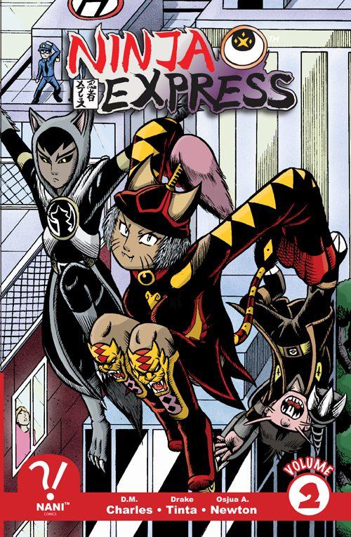 Ninja Express Vol 2