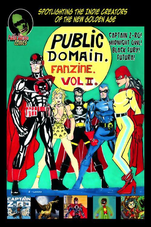 Public Domain Fanzine #2
