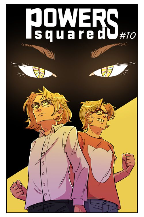 Powers Squared #10