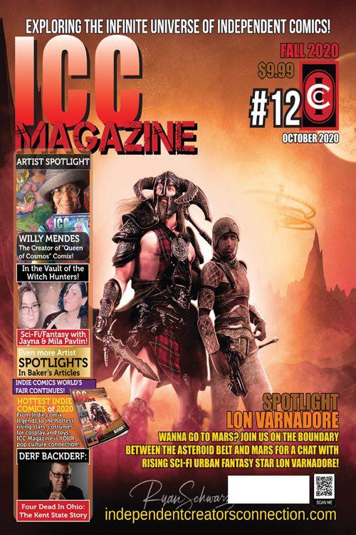 ICC Magazine #12
