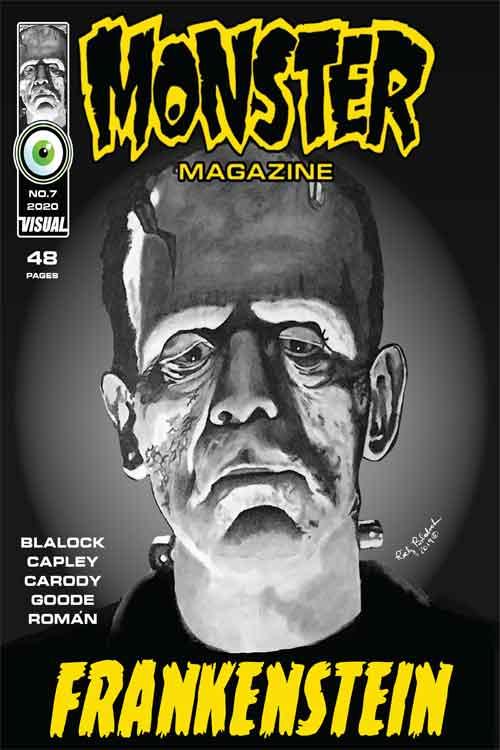 Monster Magazine #7