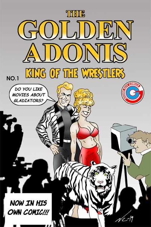 The Golden Adonis #1