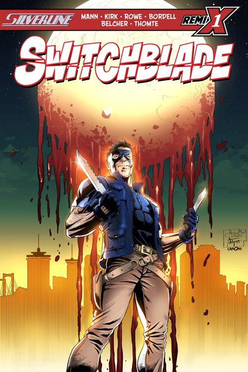 Switchblade #1 Remix