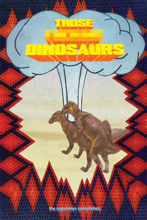 Those F'ing Dinosaurs #1