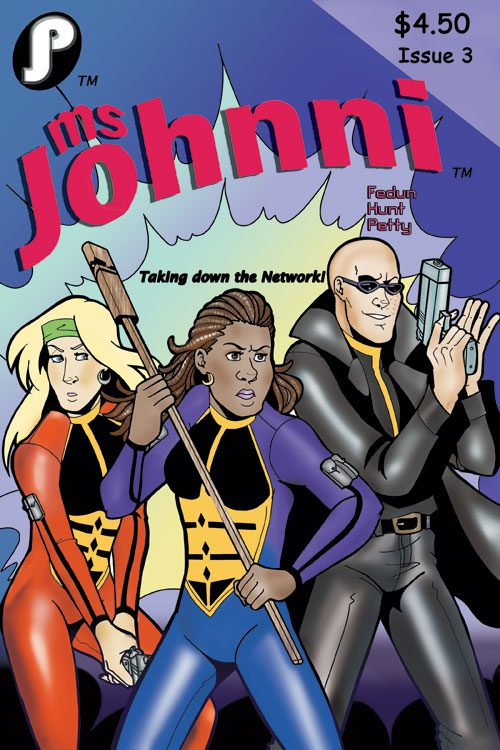 Ms Johnni #3