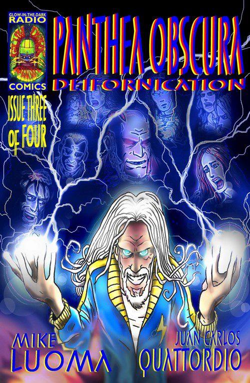 Panthea Obscura: Deifornication #3