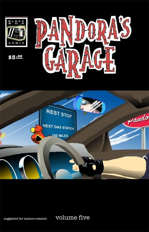 Pandora's Garage #5