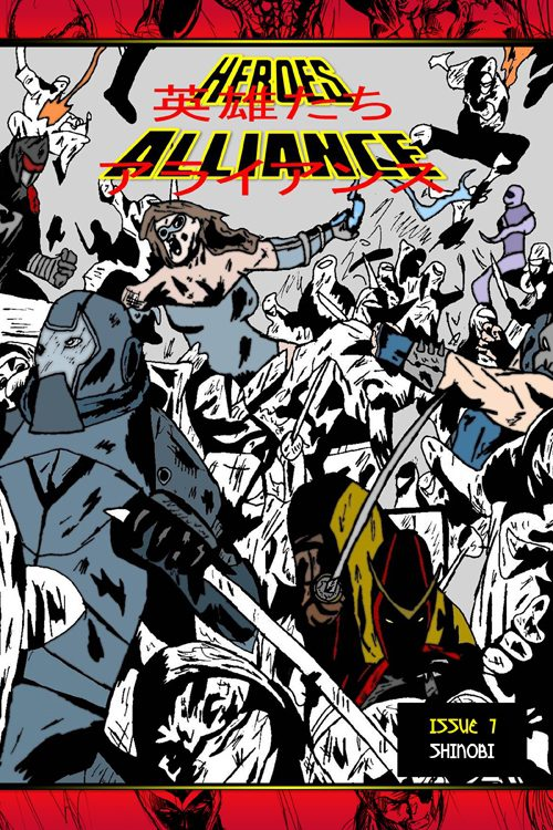 Heroes Alliance #7