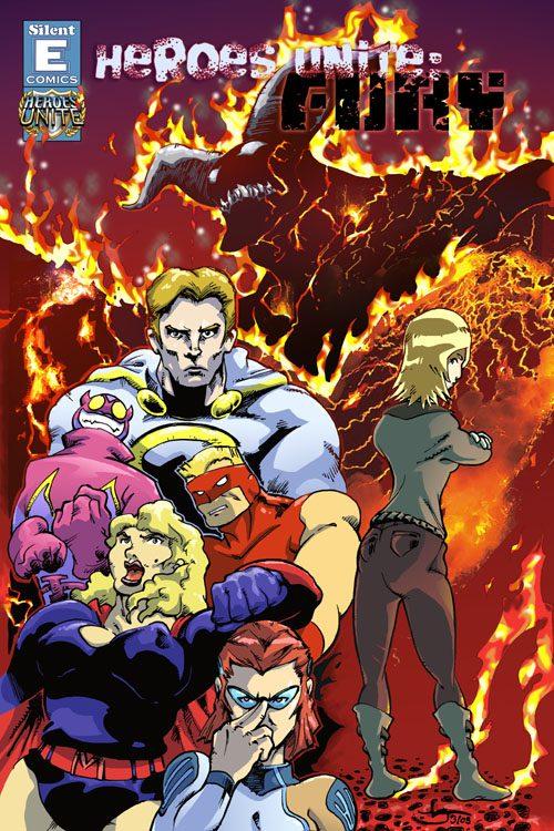 Heroes Unite: Fury #1