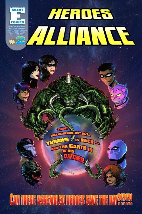 Heroes Alliance #2