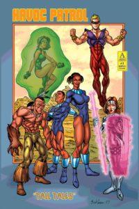 colorist comics, argo comics