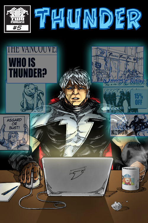 Thunder #5