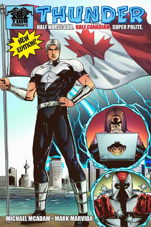 Thunder #1 2nd Edition