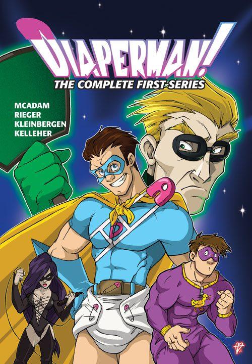 Diaperman Vol. 1