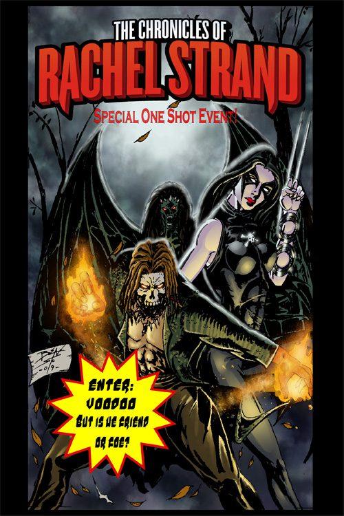 The Chronicles of Rachel Strand: Voodoo